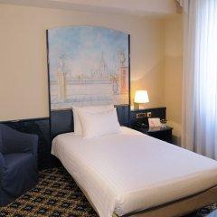 Отель IH Hotels Milano Ambasciatori 4* Стандартный номер с различными типами кроватей фото 3