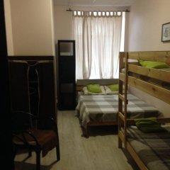 Хостел Таврида Стандартный семейный номер с двухъярусной кроватью