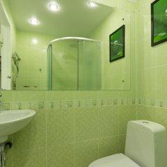 Мини-отель У башни от Крассталкер Улучшенные апартаменты с различными типами кроватей фото 10