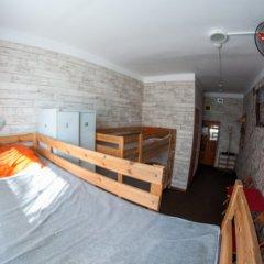 Хостел Хабаровск B&B Кровать в общем номере с двухъярусной кроватью фото 18