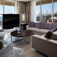 Гостиница Swissôtel Resort Sochi Kamelia 5* Президентский люкс с различными типами кроватей фото 4