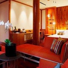 Отель Amanpuri Resort 5* Вилла с различными типами кроватей фото 10