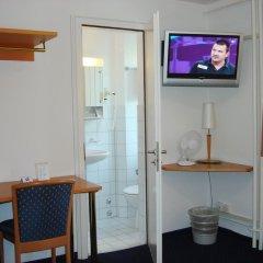 Olympia Hotel Zurich ванная