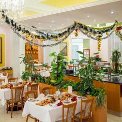 Отель Krivan Чехия, Карловы Вары - отзывы, цены и фото номеров - забронировать отель Krivan онлайн питание фото 4