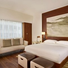 Отель Park Hyatt Zurich 5* Номер с различными типами кроватей фото 2