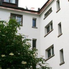 Olympia Hotel Zurich вид на фасад фото 2