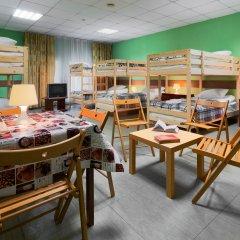 Гостиница Город на Павелецком Номер Эконом разные типы кроватей фото 3