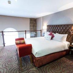 Отель Doubletree by Hilton London Marble Arch 4* Люкс-дуплекс с различными типами кроватей