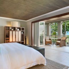 Отель The St. Regis Mauritius Resort 5* Полулюкс Beachfront с различными типами кроватей фото 3