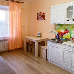 Апартаменты Иркутские Берега Улучшенные апартаменты с различными типами кроватей фото 22