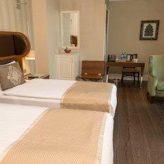 Отель Titanic Business Golden Horn 5* Представительский номер с различными типами кроватей фото 3