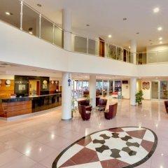 Himeros Club Hotel интерьер отеля
