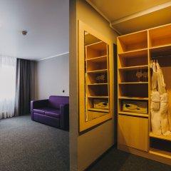 Азимут Отель Астрахань 3* Люкс с различными типами кроватей фото 10