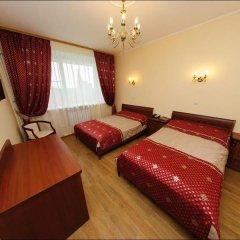 Гостиница Ривьера Хабаровск комната для гостей фото 2