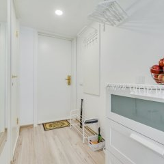 Апартаменты Sokroma Глобус Aparts Студия с двуспальной кроватью фото 20