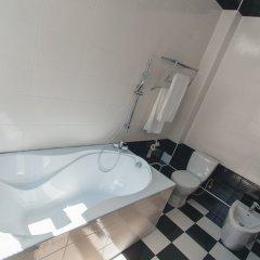 Гостиница Бизнес-Турист Апартаменты с двуспальной кроватью фото 19