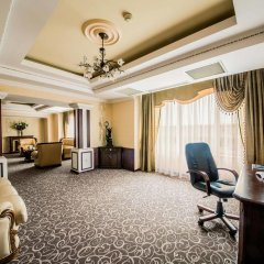 Гостиница Минск 4* Апартаменты с двуспальной кроватью фото 13