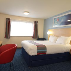 Отель Travelodge London Docklands комната для гостей фото 3