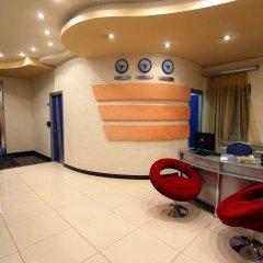 Aquatek Hotel интерьер отеля