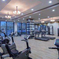 Отель Xafira Deluxe Resort & Spa All Inclusive фитнесс-зал