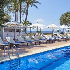 Отель THB Los Molinos - Только для взрослых бассейн фото 3
