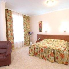 Гостиница Гранд Кавказ комната для гостей фото 2