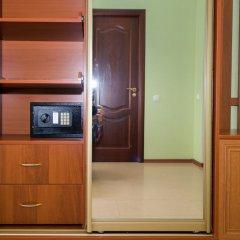 Мини-Отель Парадиз Стандартный номер с двуспальной кроватью фото 13
