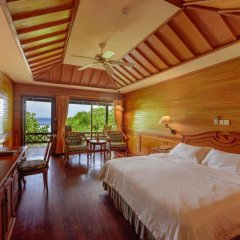 Отель Royal Island Resort And Spa 5* Вилла Пляж с различными типами кроватей фото 2