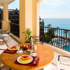 Отель Villa Del Arco Beach Resort & Grand Spa Кабо-Сан-Лукас балкон