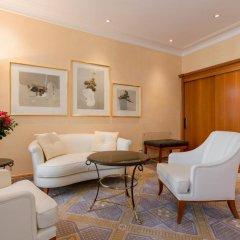 Savoy Hotel Baur en Ville 5* Номер Делюкс