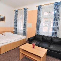 Отель Ritchies Hostel & Hotel Чехия, Прага - отзывы, цены и фото номеров - забронировать отель Ritchies Hostel & Hotel онлайн комната для гостей фото 6