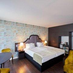 Отель Thon Bristol Stephanie 4* Улучшенный номер фото 2