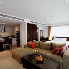 Отель Serenity Resort & Residences Phuket 4* Люкс Serenity с различными типами кроватей фото 3