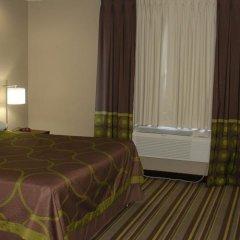 Отель Super 8 Jamaica США, Нью-Йорк - 1 отзыв об отеле, цены и фото номеров - забронировать отель Super 8 Jamaica онлайн комната для гостей фото 4