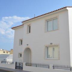 Отель Casa Bianca Кипр, Протарас - отзывы, цены и фото номеров - забронировать отель Casa Bianca онлайн вид на фасад фото 3