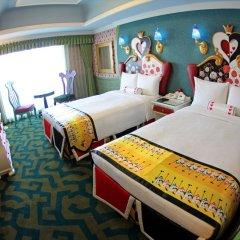 Tokyo Disneyland Hotel детские мероприятия