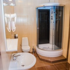 Отель Меблированные комнаты Петроградка Санкт-Петербург ванная фото 4