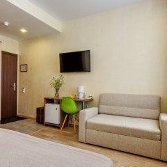 Гостиница Регина 3* Полулюкс с двуспальной кроватью фото 3