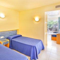 Отель Aparthotel THB Ibiza Mar - Только для взрослых комната для гостей