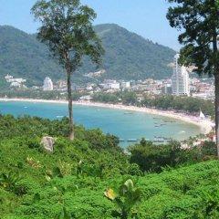 Отель Karon View Resort Phuket пляж
