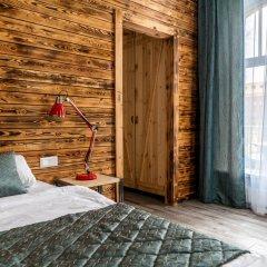 Гостиница Loft Garden 4* Номер Делюкс с различными типами кроватей фото 3