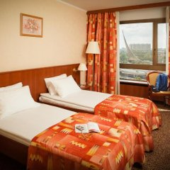 Гостиница Космос 3* Стандартный номер с различными типами кроватей фото 2