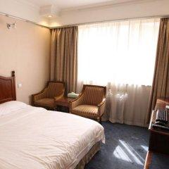 Отель Chongqing Hotel Китай, Пекин - отзывы, цены и фото номеров - забронировать отель Chongqing Hotel онлайн комната для гостей фото 16