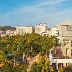 Отель Mingshen Jinjiang Golf Resort балкон фото 2