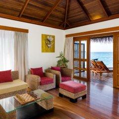 Отель Sheraton Maldives Full Moon Resort & Spa 5* Люкс Water с различными типами кроватей