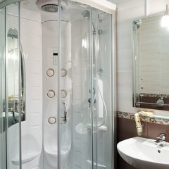 Отель Шери Холл Ростов-на-Дону ванная фото 2
