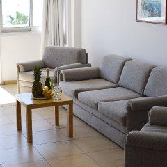 Sun Hall Beach Hotel Apts. in Larnaca, Cyprus from 70$, photos, reviews - zenhotels.com guestroom photo 8