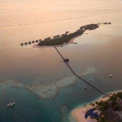 Отель Conrad Maldives Rangali Island Мальдивы, Хувахенду - 8 отзывов об отеле, цены и фото номеров - забронировать отель Conrad Maldives Rangali Island онлайн приотельная территория фото 8