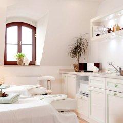 Отель Bülow Palais Германия, Дрезден - 3 отзыва об отеле, цены и фото номеров - забронировать отель Bülow Palais онлайн ванная