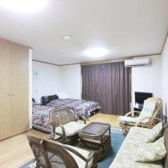 Отель Weekly Inn Minami Fukuoka Фукуока комната для гостей фото 4